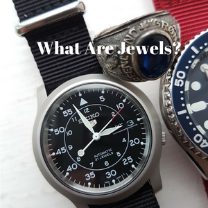 "What are Watch Jewels? What does ""21 Jewels"" mean?"