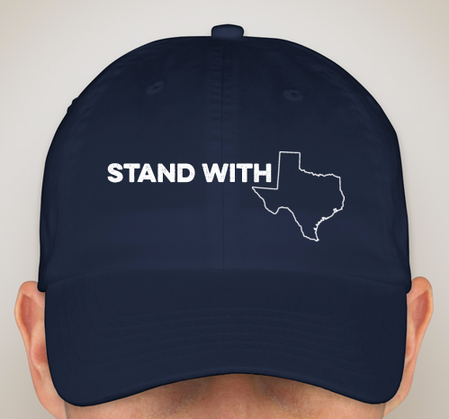 Stand With Unstructured Hat