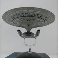 Eaglemoss Star Trek USS Enterprise NCC 1701-D Diecast Collectible Starship-FREE USPS Priority Shipping - Mahannah's Sci-fi Universe