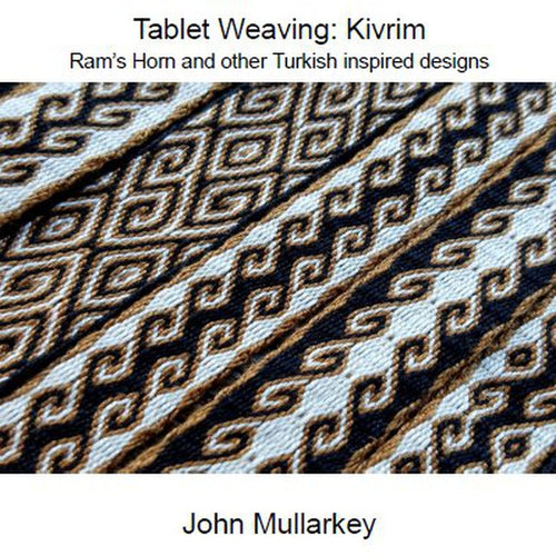 Tablet Weaving: Kivrim