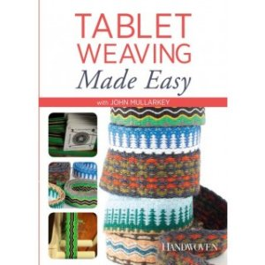 Tablet Weaving Made Easy - 2 Disc DVD