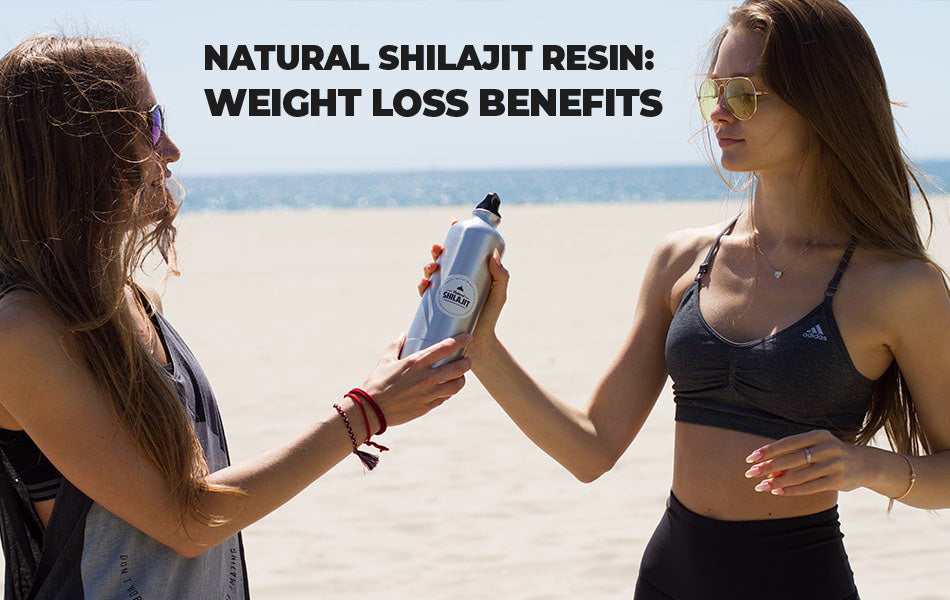 how to take shilajit for weight loss