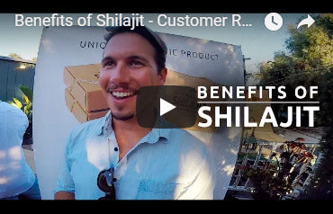 Shilajit Customers Reviews
