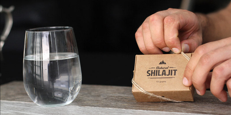 Natural Shilajit Resin – The World's Best Sources of Electrolytes
