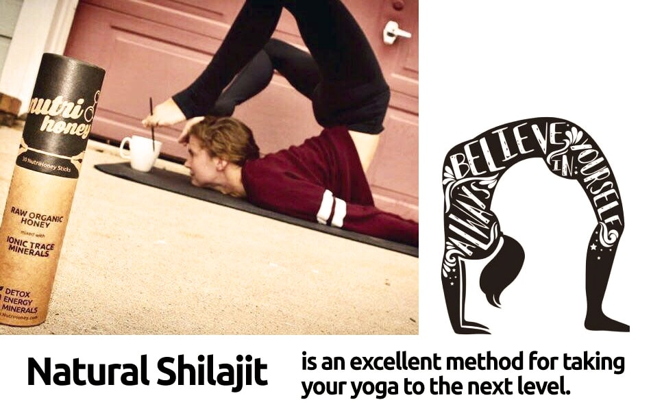 Amplify Your Yoga with Natural Shilajit