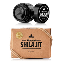 Natural Shilajit Resin (20 Grams)