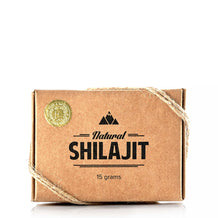 Natural Shilajit Resin (15 grams) - Come Back Deal