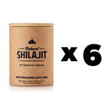 6 x Natural Shilajit Caps (1-2 Months Supply)