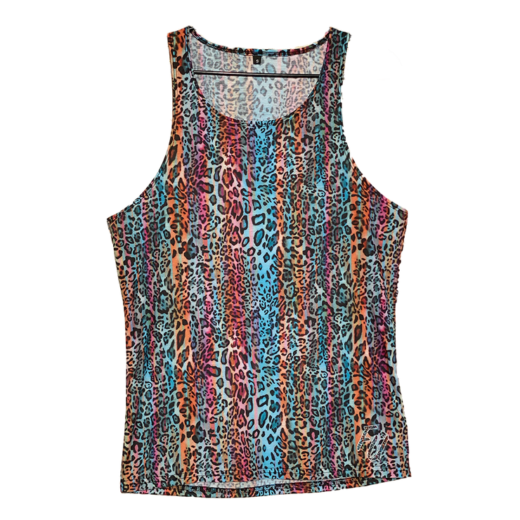 Iris Jungle Tank Top