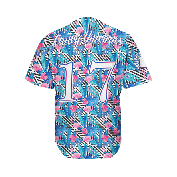 Miami Vice Baseball Jersey