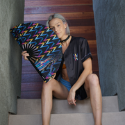 Win And Woo Festival Fan
