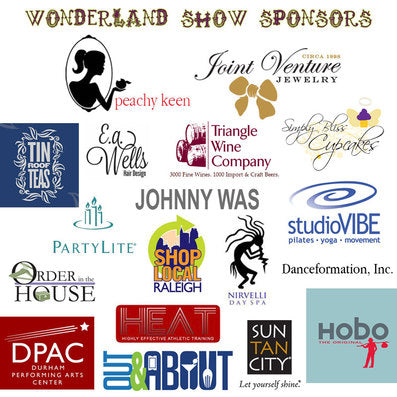 Curious About Our Spring Show Sponsors?