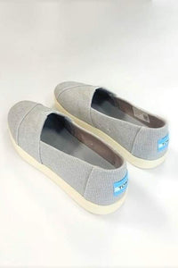 Avalon Slip On ~ Drizzle Grey