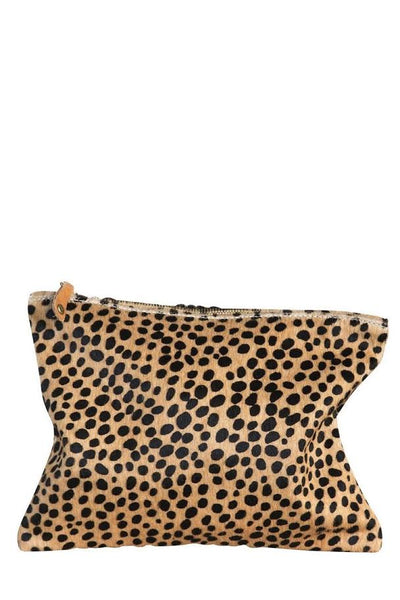 Waller Clutch ~ Cheetah