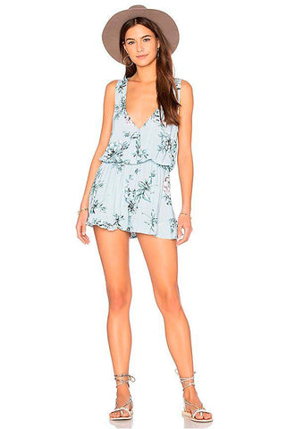 Riri Romper ~ Wildflower