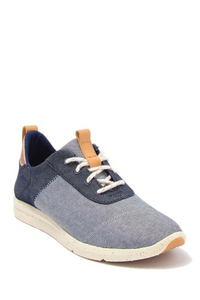 Cabrillo Sneakers ~ Navy Denim