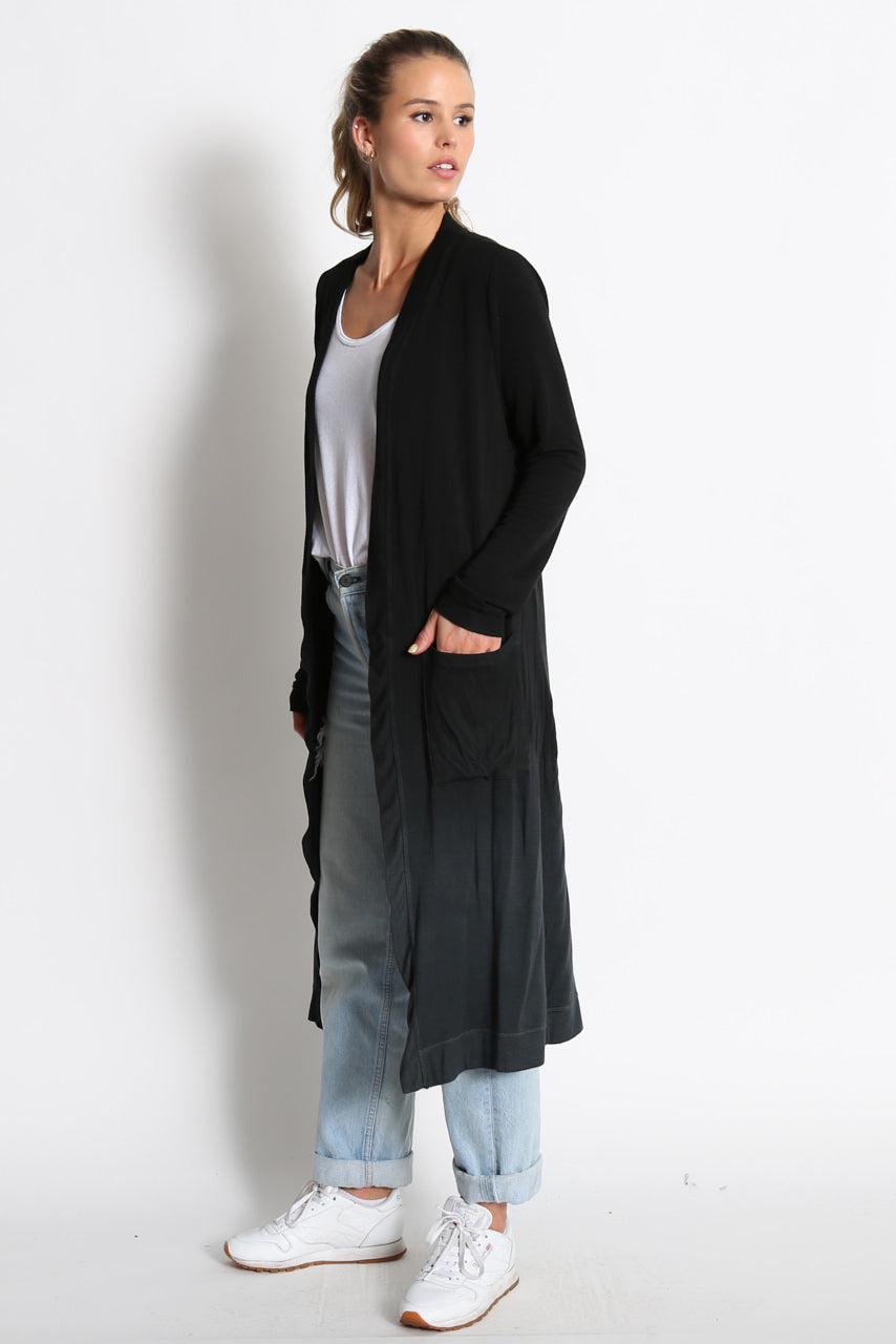 Emmy Cardigan: Roam ~ Black