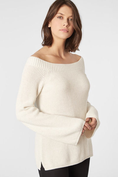 Off Shoulder Shaker ~ Winter Melange