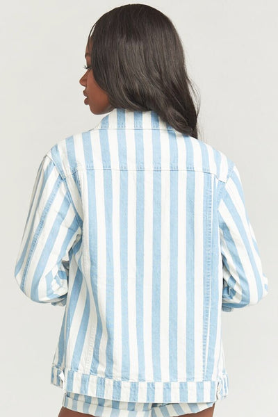 Drine Jacket ~ Marina Stripe