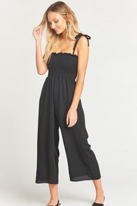 Parton Playsuit ~ Black