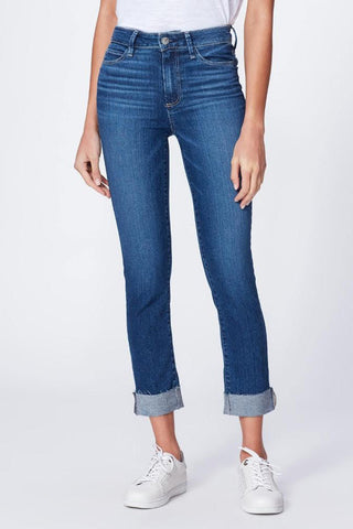 Hoxton Slim Raw Hem Jeans ~ Shrine