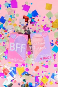 BFF 2-Pack Makeup Eraser
