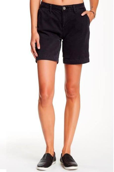 Lily Trouser Short ~ Black