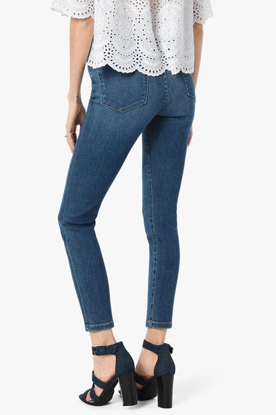 Charlie Buttonfly Skinny Jeans ~ Nessa