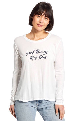 The Suzanne ~ Good Things Take Time