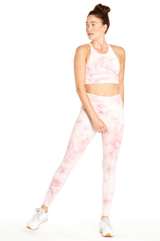Elia Leggings ~ Strawberry