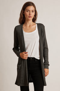Veronica Cardigan ~ Charcoal