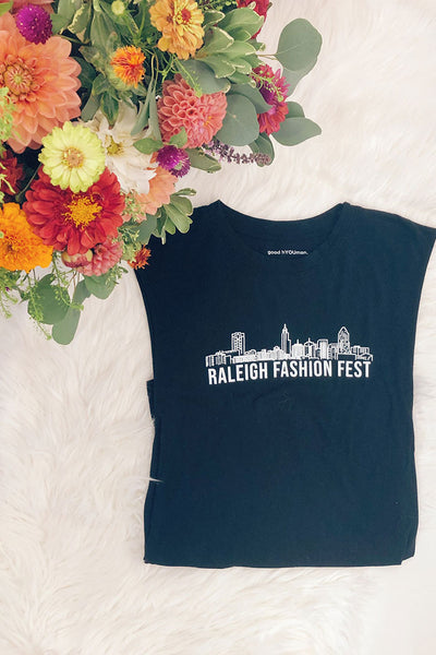 Raleigh Fashion Fest Tank