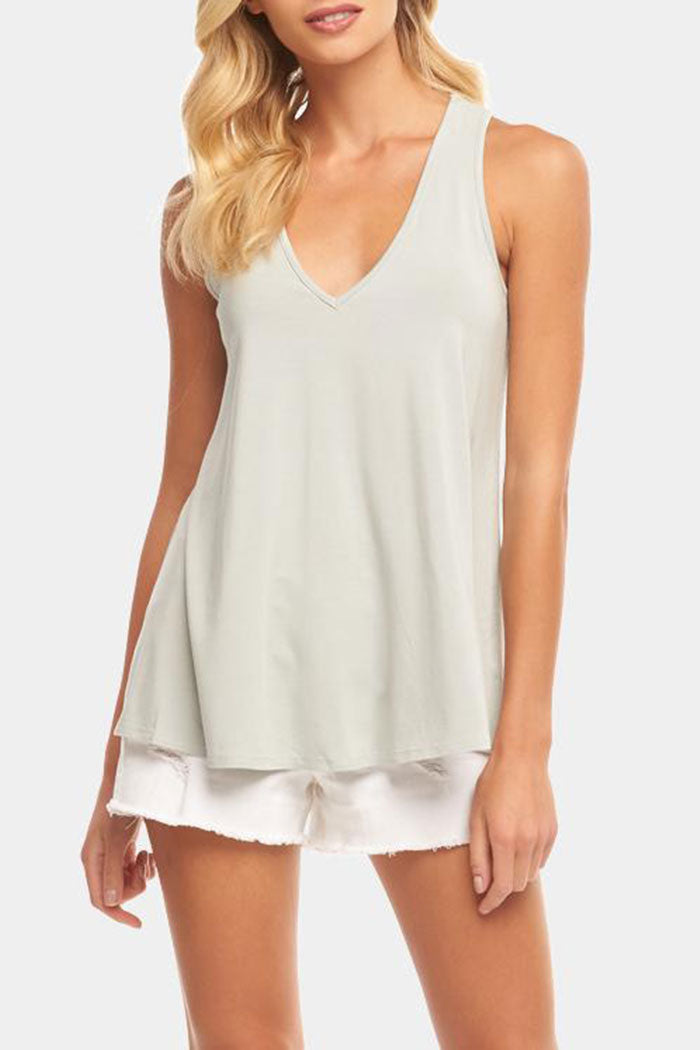 Eve Top ~ Light Sage