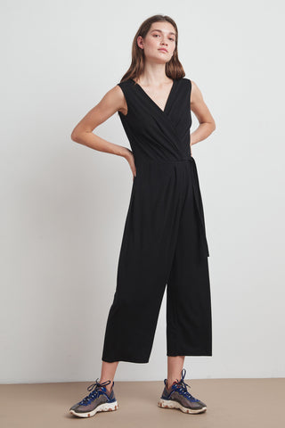 Micah Jumpsuit ~ Black