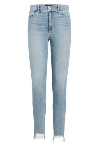 Charlie Ankle Jeans ~ Plumeria