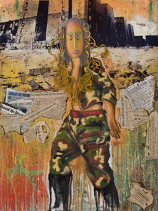 Soldier/Sold Her (Giclée Prints)