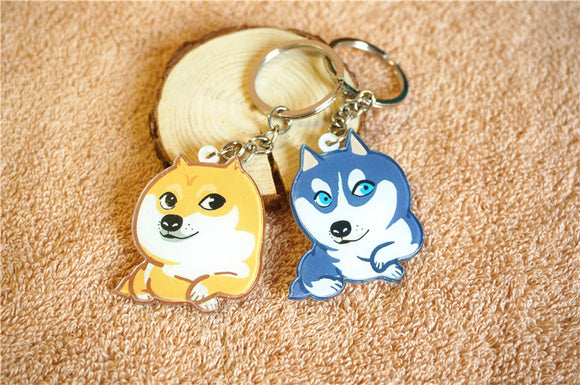 MoonMoon & Doge Cute Keychains!