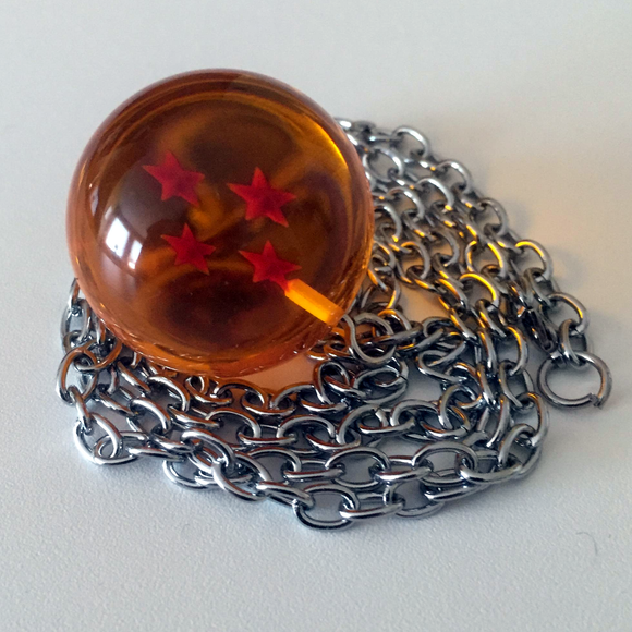 Dragonball Necklace