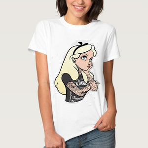 Tattooed Alice T-Shirt