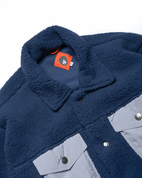 Blizzard Navy Jacket