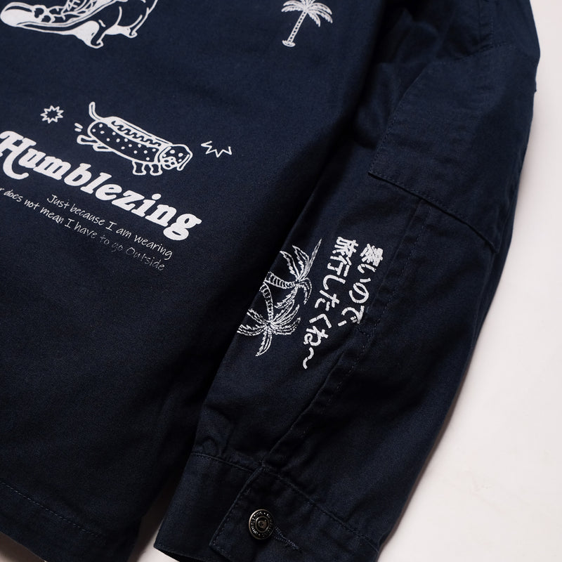 Finca Vacation Space Jacket