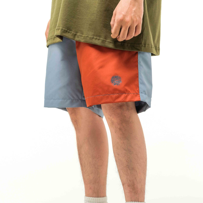 Balansia Shorts Pants Smoke Grey