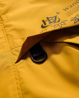 Gaussian Blouseon Mustard Jacket