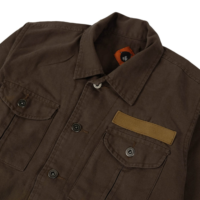 Finca Coffee Canvas Jacket