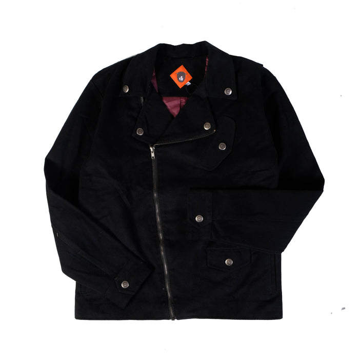 Siegl Black Twill Jacket