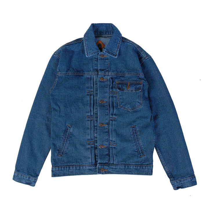 Mikata Prewashed Denim Jacket