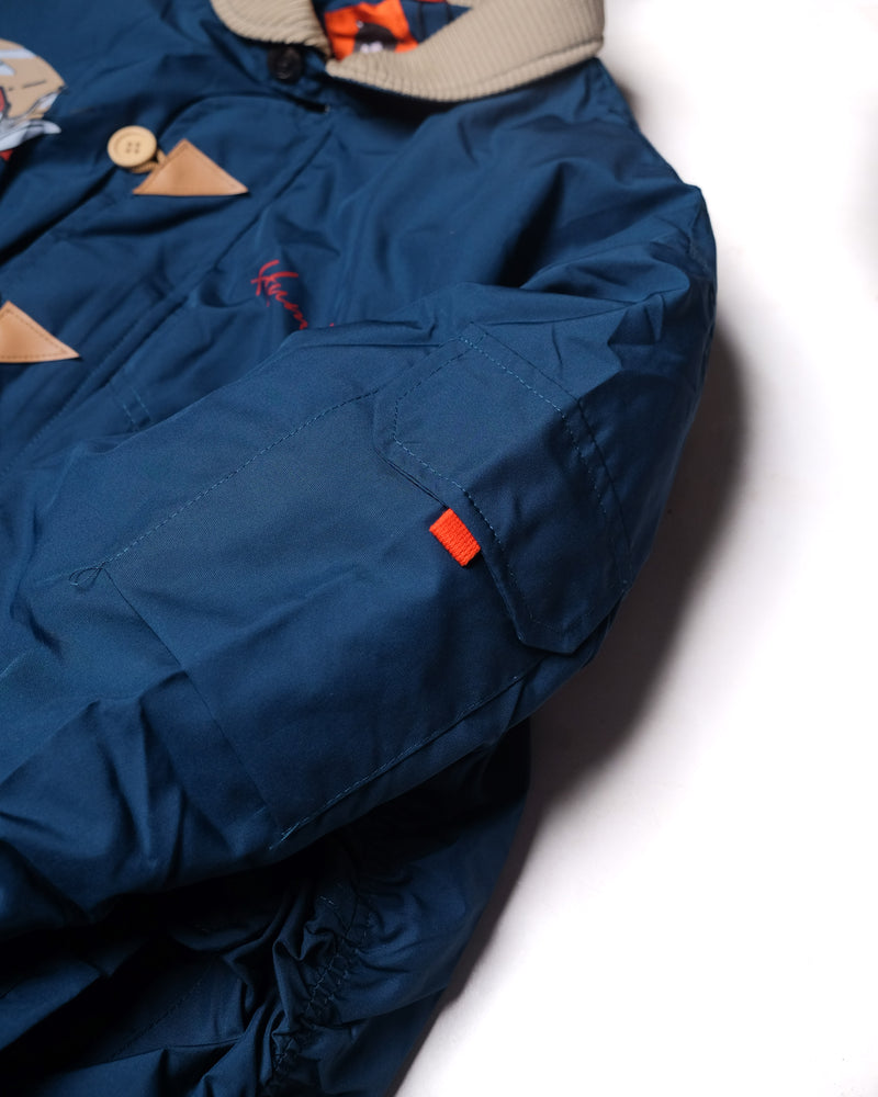 Manta Petrol Flying Jacket