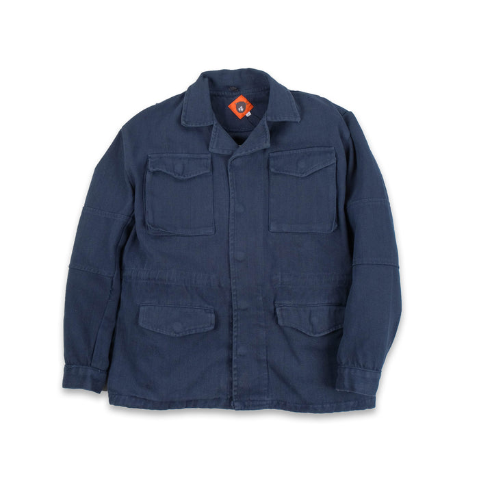 Mauld Navy Twill Jacket