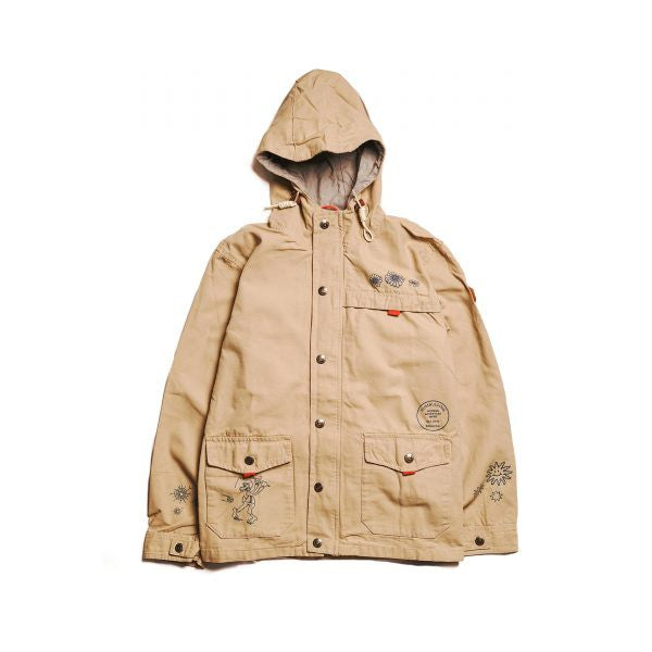 Reno Vacation Dessert Parka