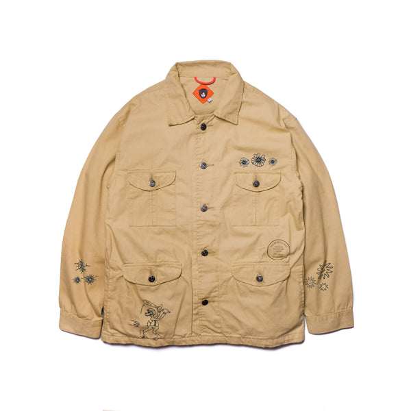 Finca Vacation Desert Jacket
